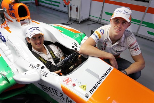 Force India 1